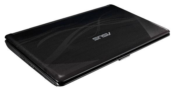 Asus N90SV top