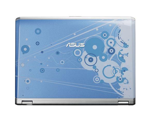 Asus F6V celeste