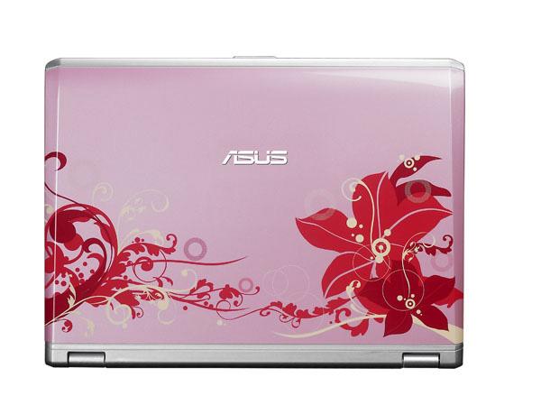 Asus F6V rosa