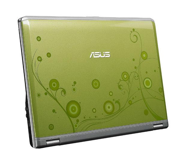 Asus F6V verde