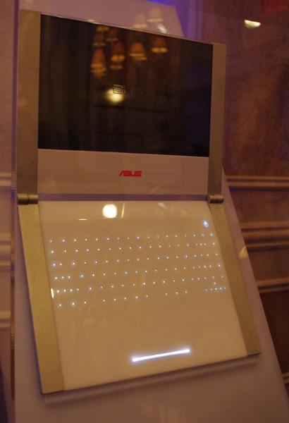 Asus Origami Concept laptop