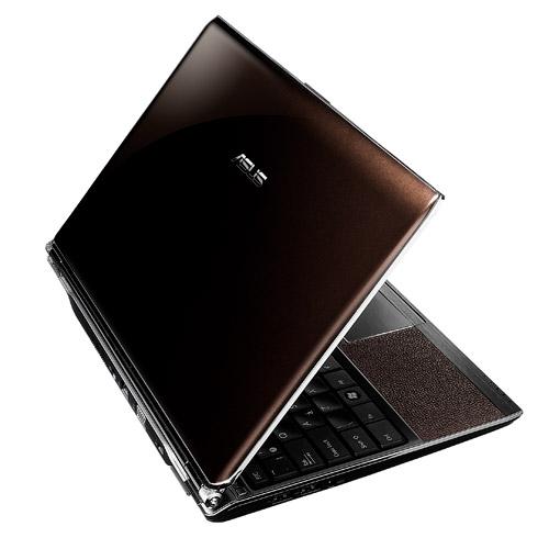 Profilo sinistro del notebook S121 di Asus