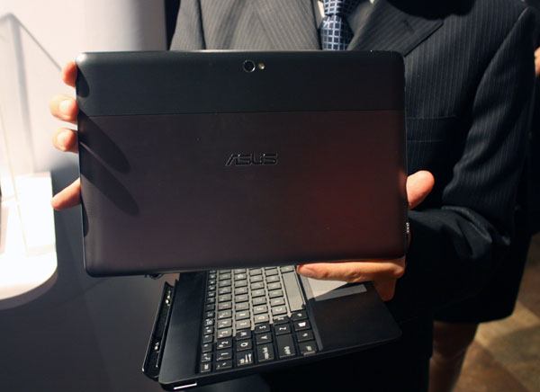 Asus Tablet 600 retro