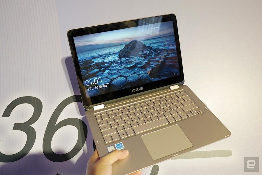 ASUS Zenbook Flip UX360 E ZenWatch 2 SE Con Swarovski Dal