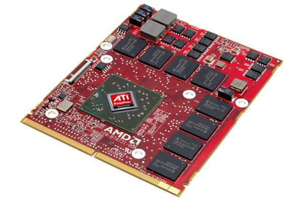 ATI FirePro mobile