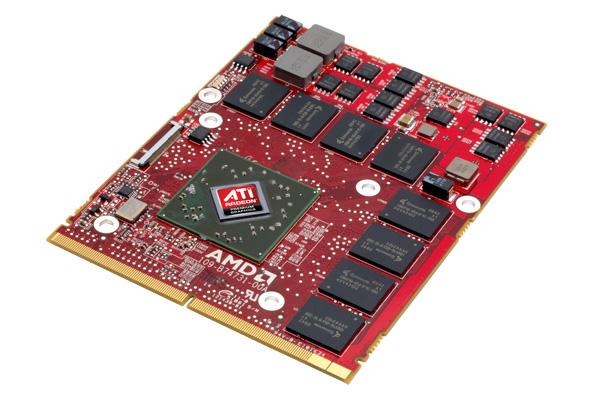 ATI Mobility Radeon HD4800