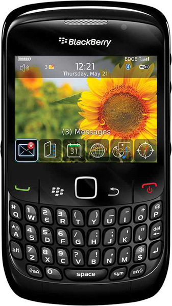 BlackBerry Curve 8520 in Italia con Vodafone - Notebook Italia