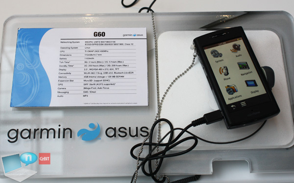 Asus Nüvifone G60