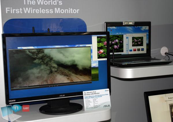 Asus EzLink wireless display