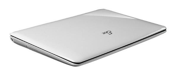 Asus Eee PC 1008ha cover perla