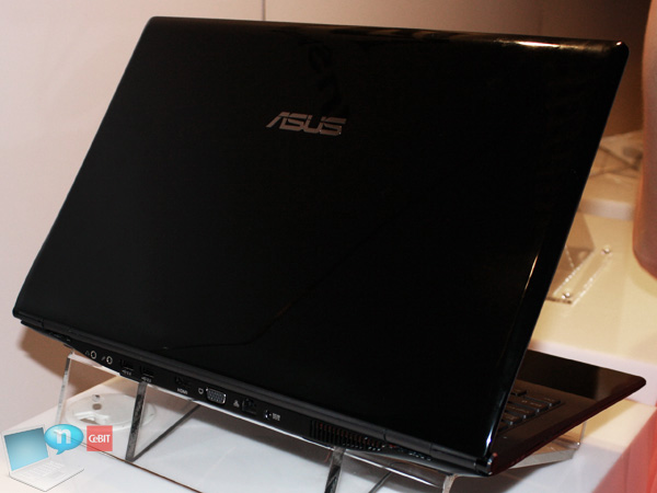 Asus UX cover ed interfacce