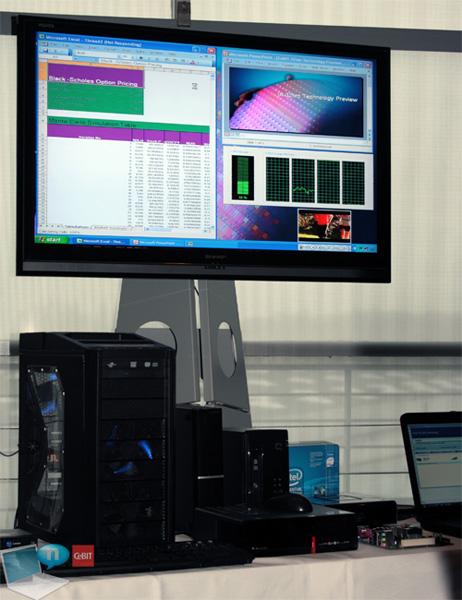 Nuovi processori Intel