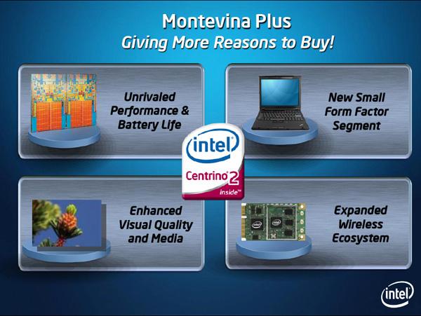 Intel Montevina Plus