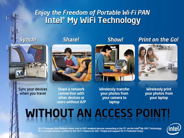 My WiFi PAN