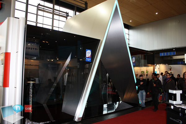 U-Leader Design Altro, stand al CeBIT