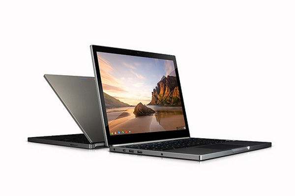 Il Chromebook Pixel con processori Intel Core i5