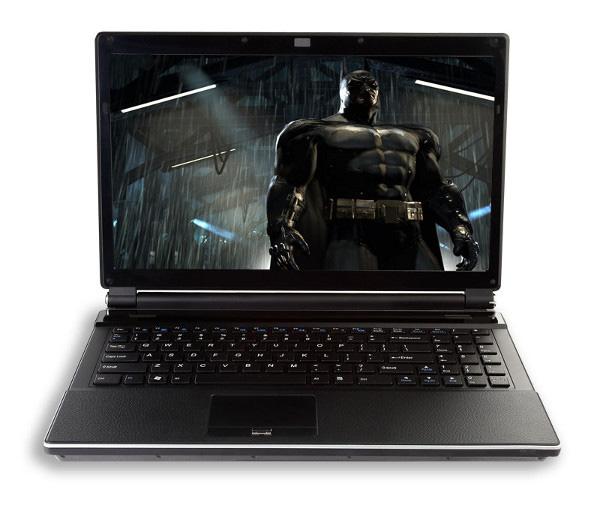 Cizmo CX15i notebook da gioco con piattaforma Calpella