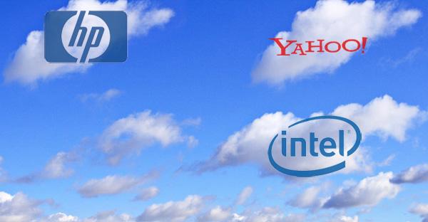Cloud computing con Intel, HP e Yahoo!