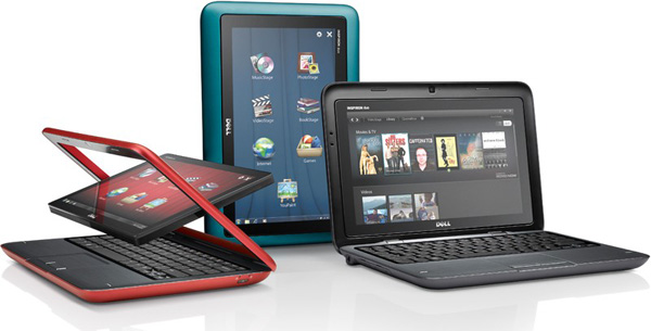 Dell Inspiron Duo, tre device in uno