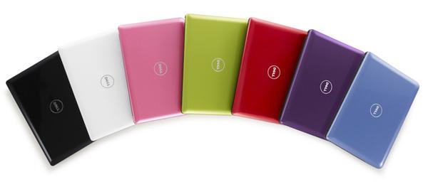 Dell Mini 10v colori