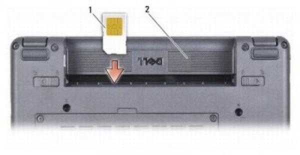 Dell Inspiron Mini 9 SIM