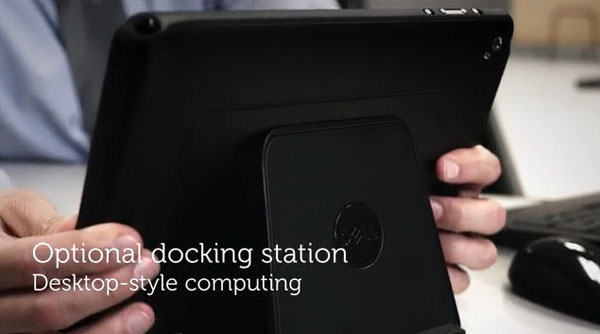 Dell Latitude ST, docking station