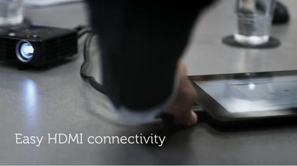 HDMI sullo slate Dell Latitude ST