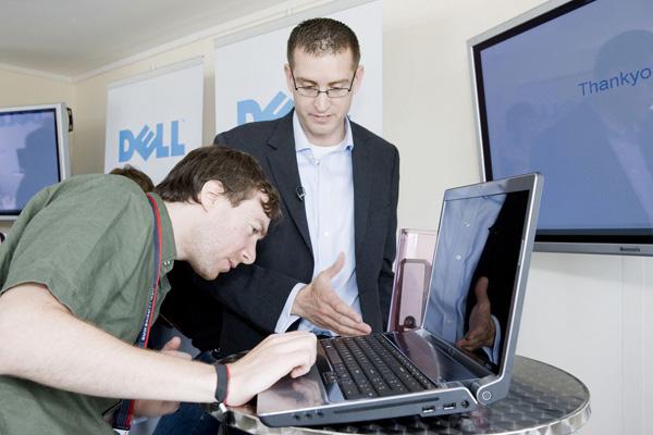 Dell Studio profilo
