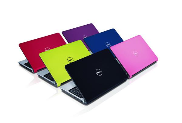 Dell Studio 14z colori