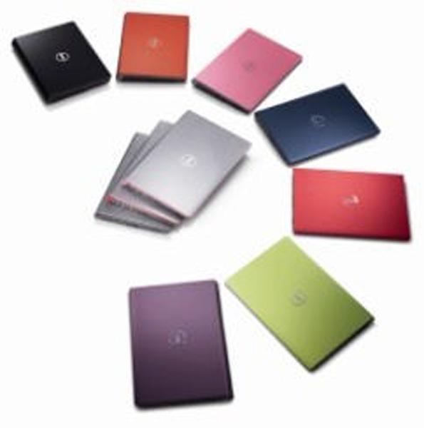 Dell Studio 17 colori