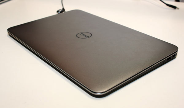 Dell XPS 13 ultrabook cover