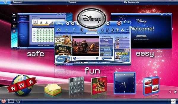 Disney Netpal OS