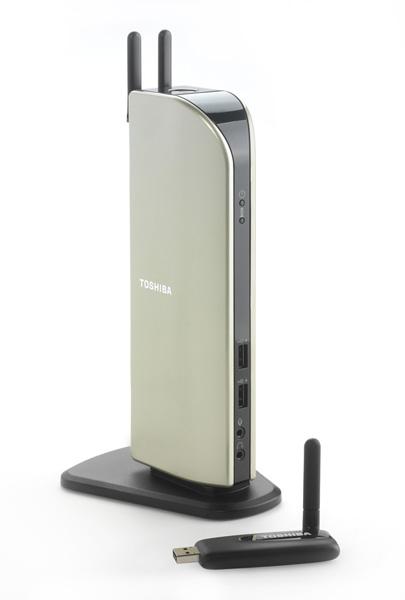 Toshiba dynadock W10