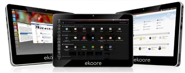 Ekoore outs three new tablets sporting Ubuntu, Android or