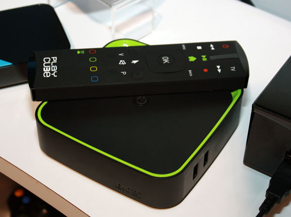 EMTEC Play Cube TV Box