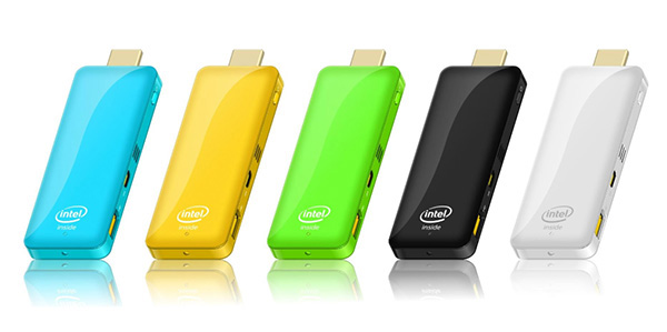 Esense TV Stick D1 in 5 colori