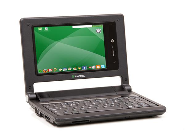Everex CloudBook da 7 pollici