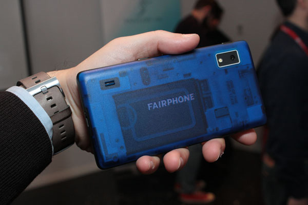 Fairphone 2 con Sailfish OS 2.0