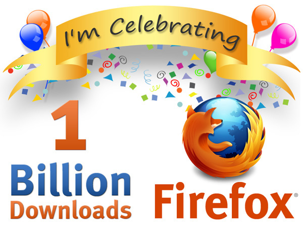 Firefox miliardo download