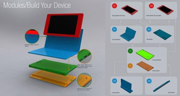 concept smartbook Freescale