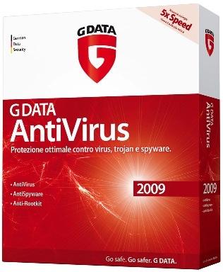 G DATA Antivirus 2009
