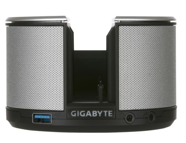 Gigabyte U21MD con docking station D21