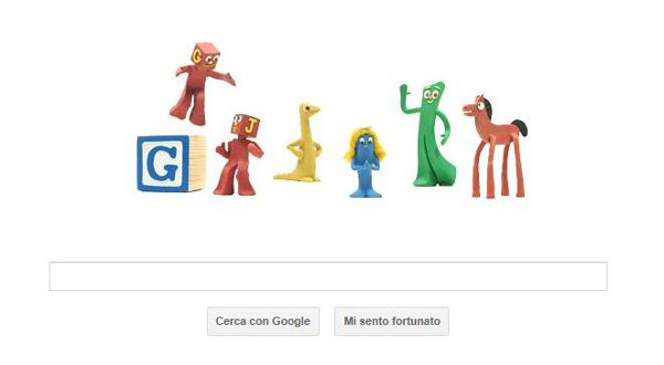 Google Art Clokey