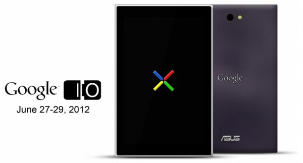Mockup del Google Nexus 7 by Asus