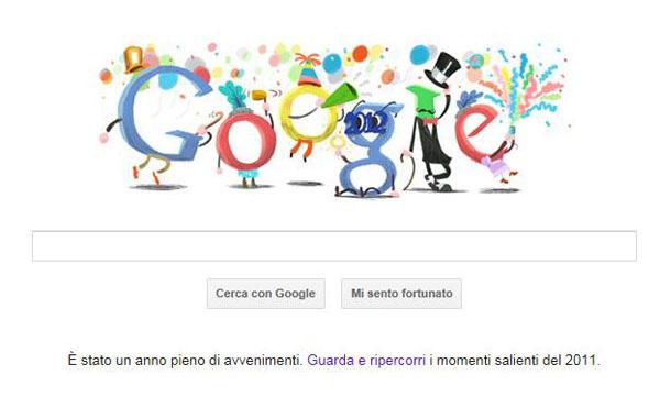 Google Vigilia di Capodanno