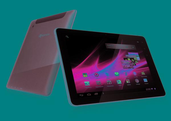 15 nuovi tablet Zelig Pad di Hamlet