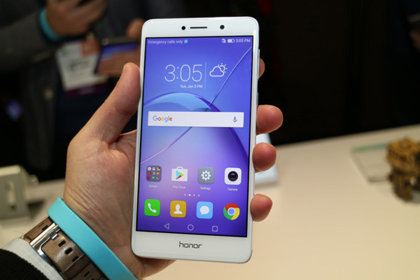 Huawei aggiornerà l'Honor 6X a Nougat nel Q2 2017