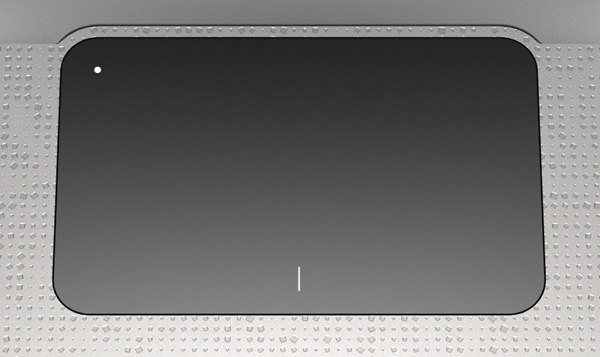 Touchpad e texture