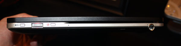 HP Envy 14 Spectre interfacce