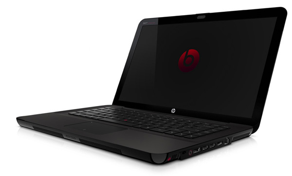 HP Envy 15 Beats tre quarti